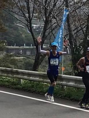 四万十川ウルトラマラソン2018完走記
