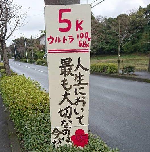 伊豆大島ウルトラランニング完走記2017 ~雨と風と霧と100キロマラソン50回目の完走~