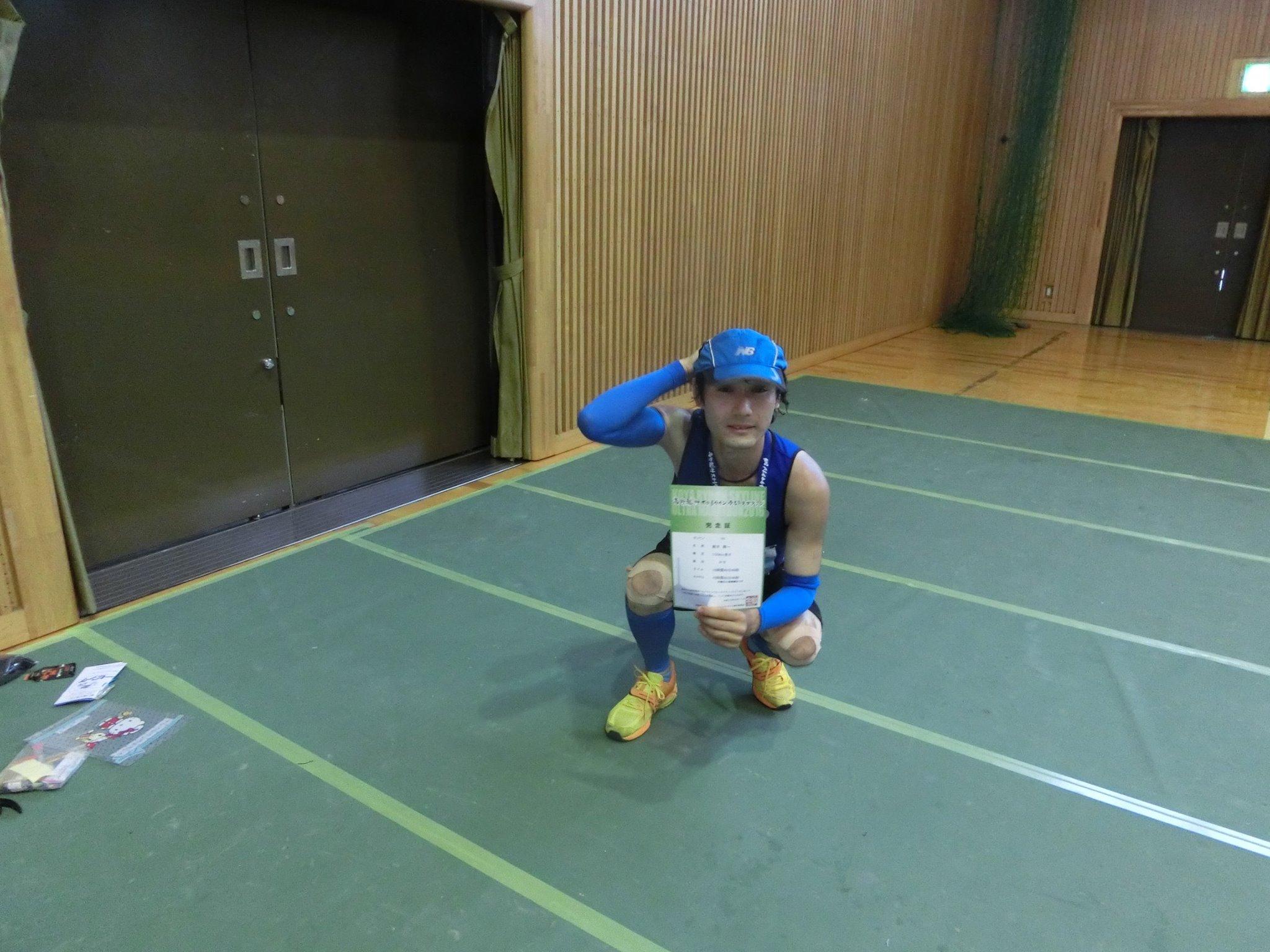 高野龍神スカイラインウルトラマラソン完走記2016 ~世界遺産、世界最恐~