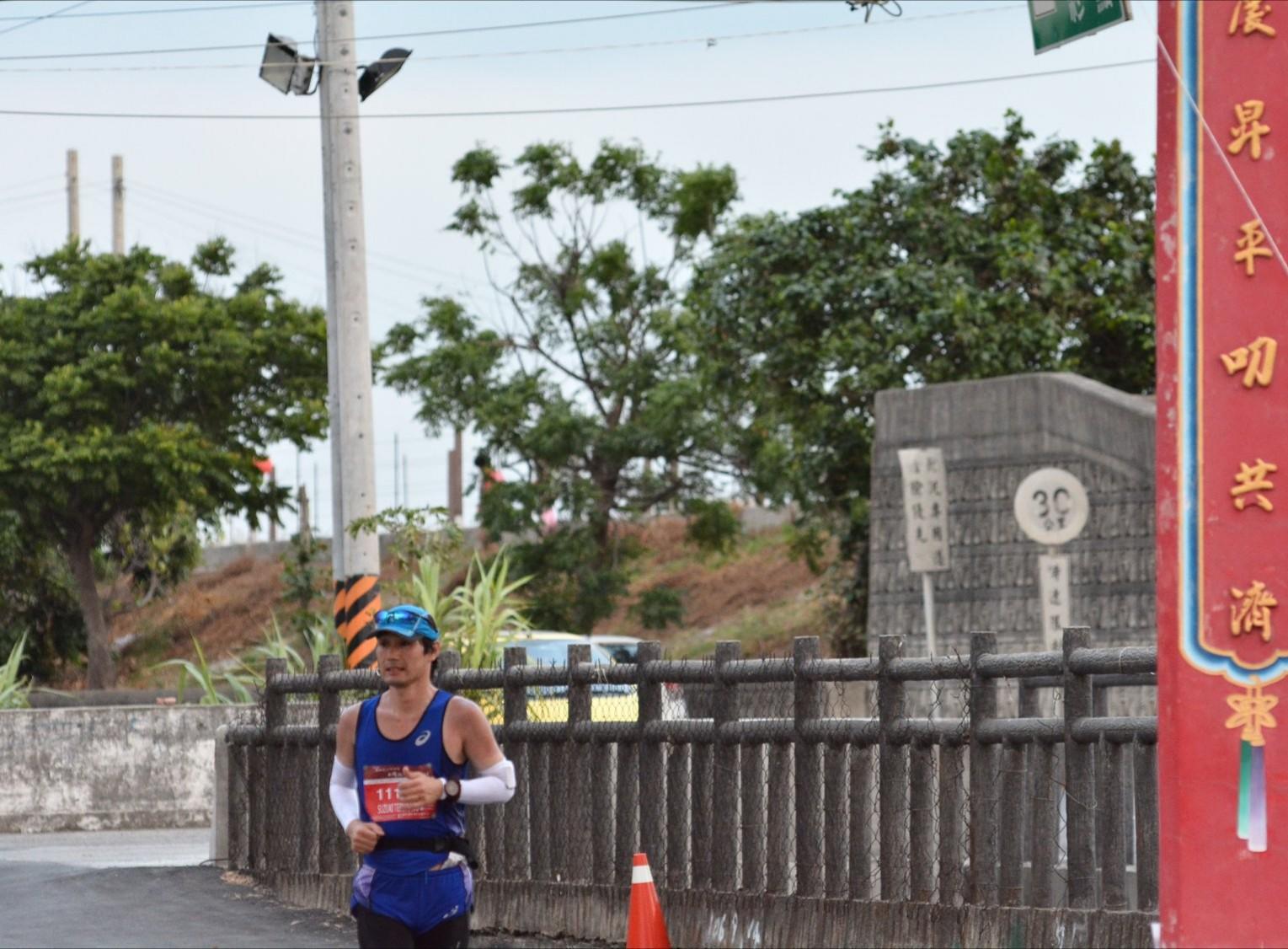 台湾のウルトラマラソンを再び走ってきました ~濁水溪100K超馬暨木棉花黃昏馬拉松賽~